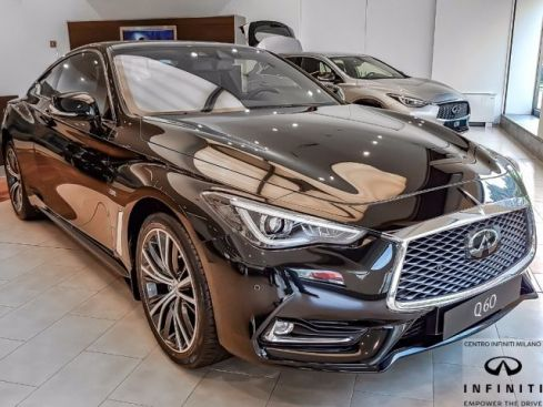 INFINITI Q60 2.0 Turbo CA Premium Tech