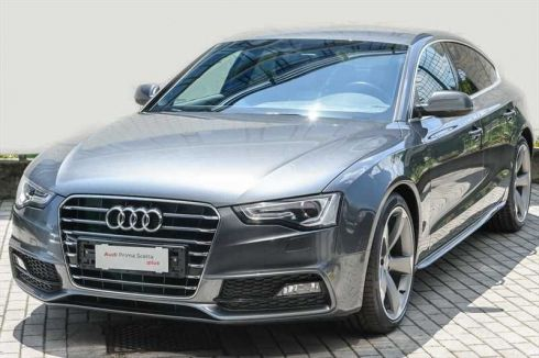 Audi A5 S.back 2.0 tdi 190cv multitronic