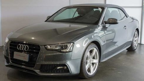 Audi A5 A5 cabrio 2.0 tdi Business Plus quattro 190cv