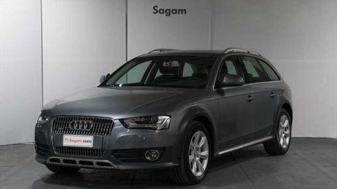 AUDI A4 all.quattro 2.0 tdi Business Plus s-tronic