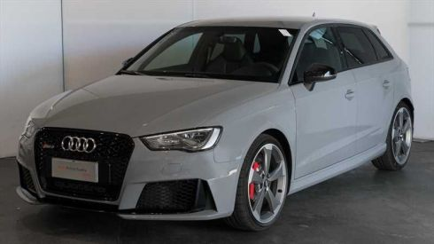 AUDI A3 s.back RS3 2.5 tfsi quattro s-tronic