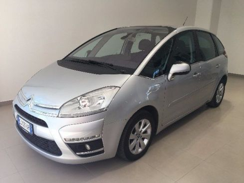 CITROEN C4 Picasso 1.6 HDi 110 FAP Exclusive