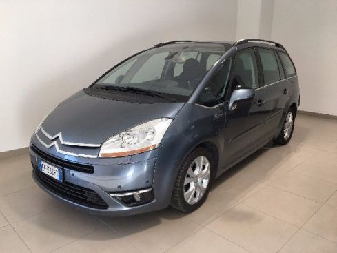 CITROEN C4 Grand Picasso 2.0 HDi 138 FAP CMP6 Exclusive Styl