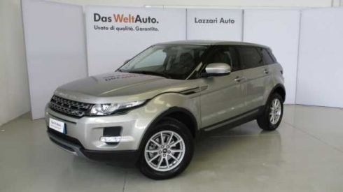 LAND ROVER Range Rover Evoque 2.2 TD4 5p. Pure Tech Pack Launch Editio
