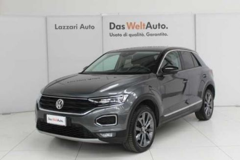 VOLKSWAGEN T-Roc 2.0 TDI SCR 150CV 4MOT. Advanced BMT