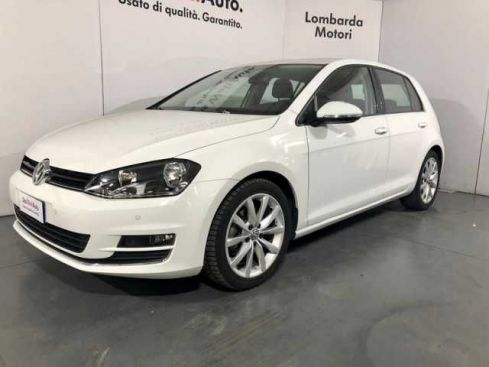 VOLKSWAGEN Golf 1.6 tdi (btdi) Highline 110cv 5p