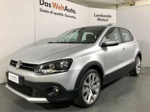 VOLKSWAGEN Polo 1.4 tdi Cross BM 5p