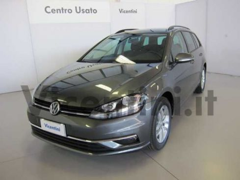 VOLKSWAGEN Golf Variant 1.6 TDI 115 CV BUSINESS BLUEMOTION TECHN