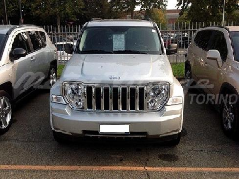 JEEP Cherokee 2ª serie  2.8 CRD Limited