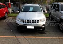 JEEP COMPASS 2.2 CRD LIMITED Usata 2012
