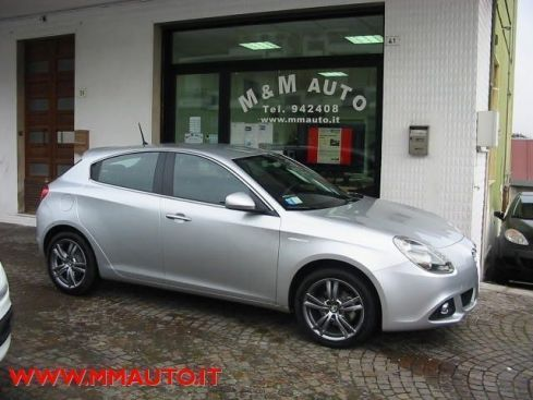 ALFA ROMEO Giulietta 1.4 Turbo 120 CV GPL Distinctive KM0!!!!!