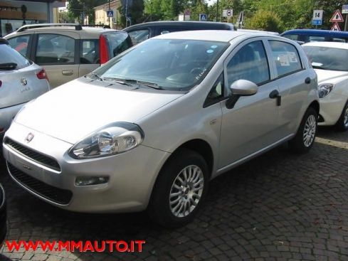 FIAT Punto 1.4 8V 5 porte Natural Power Street KMO!!!
