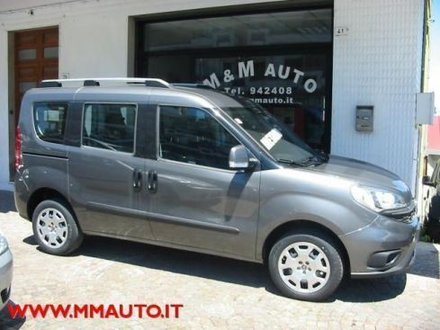 FIAT  Doblo Doblò 1.4 T-Jet 16V Natural Power Easy