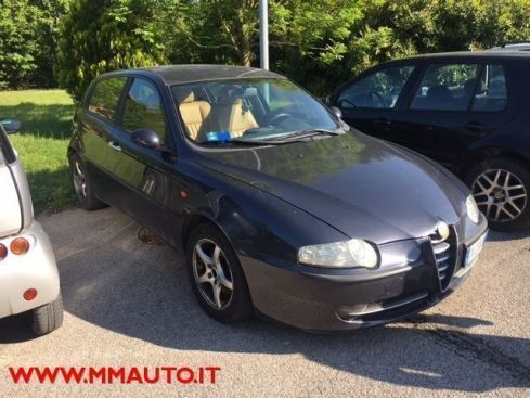 ALFA ROMEO 147 1.9 JTD (115 CV) cat 5p. Distinctive  PELLE!!!!