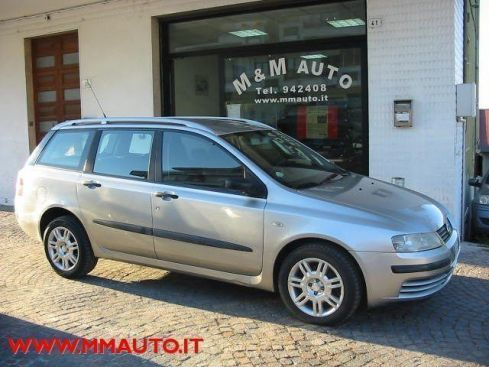 FIAT Stilo 1.9 JTD Multi Wagon Active