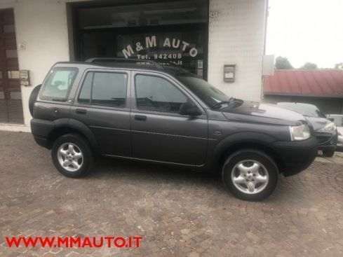 LAND ROVER Freelander 2.0 Td4 16V cat S.W. Autoc.!!!!