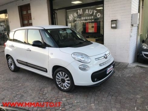 FIAT 500L 1.4 95 CV Pop Star   GPL- NAVIG!!!!!!