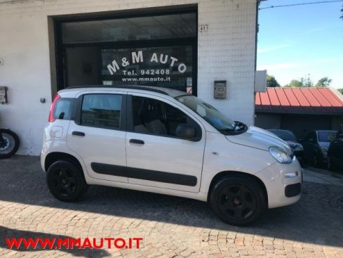 FIAT Panda 0.9 TwinAir Turbo Natural Power Easy!!!