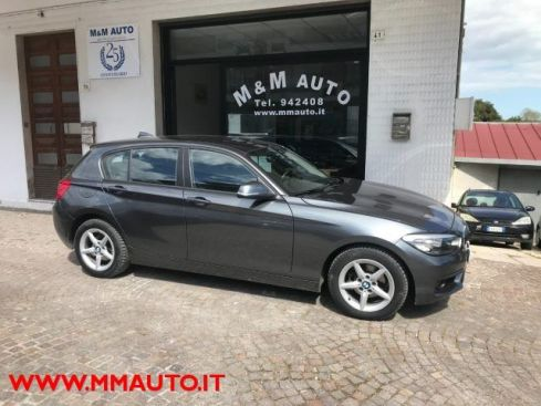 BMW 116 d 5p. Business   NAVIG!!!!!