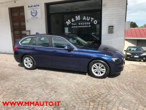 BMW 316 d Touring Business Advantage aut.  navig!!!!