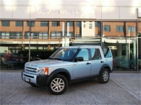 LAND ROVER Discovery 3 2.7 TDV6 XS