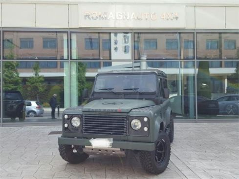 LAND ROVER Defender Defender 90 2.5 Tdi Hard top