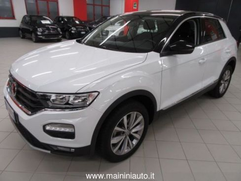 VOLKSWAGEN T-Roc  1.0 TSI Style BMT + Car Play +...