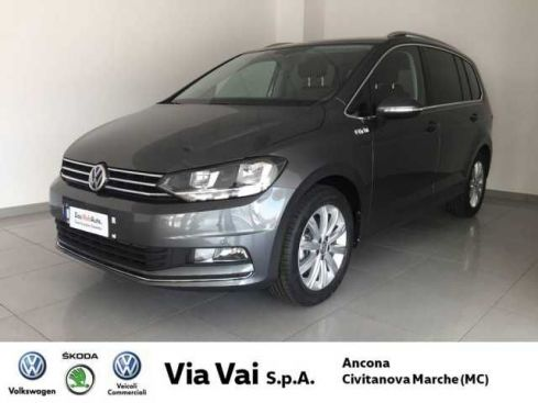 VOLKSWAGEN  Touran III 1.6 TDI Highline BlueMotion Technology
