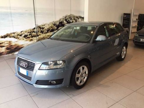 AUDI A3 SPB 1.9 TDI  Attraction