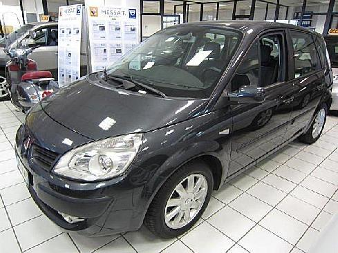 RENAULT Grand Scénic scenic 15 dci Luxe
