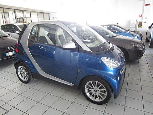SMART ForTwo fortwo 10 mhd Passion 71cv