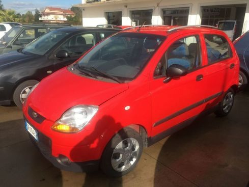 CHEVROLET Matiz  Matiz 800 S Smile GPL Eco Logic