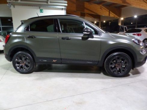 FIAT 500X 2.0 MultiJet 140 CV AT9 4x4 S-Design Off-Road