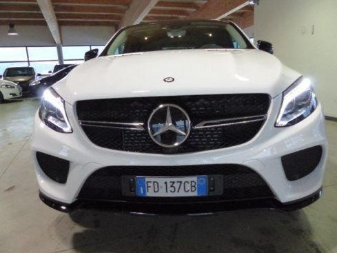 MERCEDES-BENZ GLE 350 d 4Matic Coupé Exclusive Plus