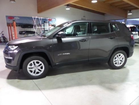 JEEP Compass 1.6 MJ