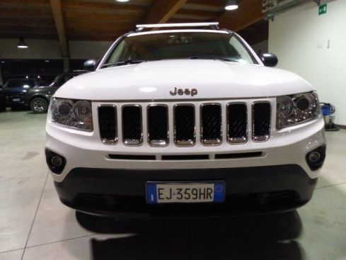 JEEP Compass 2.2 CRD Limited