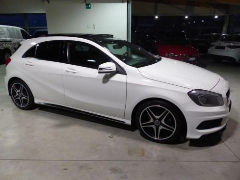 MERCEDES-BENZ A 200 CDI EXECUTIVE