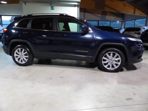 JEEP Cherokee 2.0 MJ LIMITED