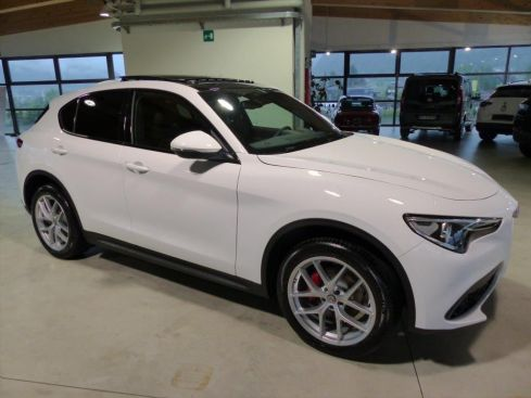 ALFA ROMEO Stelvio 2.2 mj at8 exec pack
