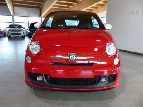 ABARTH 595 1.4 Turbo T-Jet 145 CV