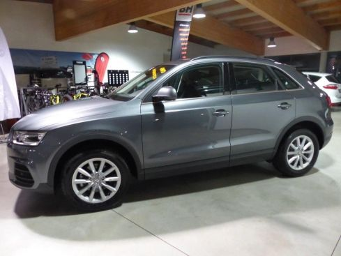 AUDI Q3 2.0 TDI 4MOTION S-TRONIC BUSINESS