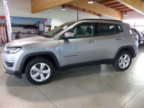 JEEP Compass 2.0 MJ 4WD LONGITUDINE