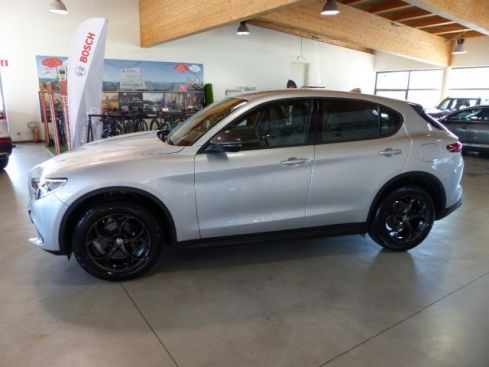 ALFA ROMEO Stelvio 2.2 Turbodiesel 210 CV AT8 Q4 EXECUTIVE PACK SPORT
