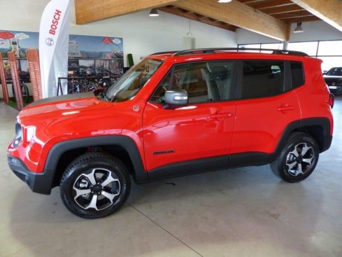 JEEP Renegade 2.0 MJ 170 CV AT9 TRAILHAK