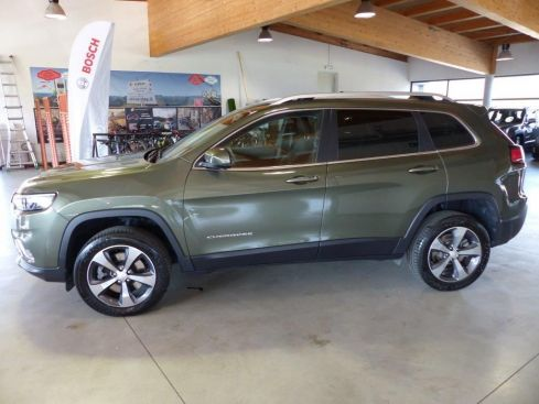 JEEP Cherokee 2.2 MJ AT9 LIMITED