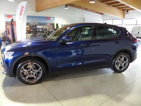 ALFA ROMEO Stelvio 2.2 MJ 210CV Q4 AT8 PACK SPORT TA