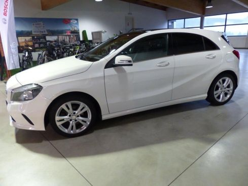 MERCEDES-BENZ A 200 D AUTOMATIC BUSINESS