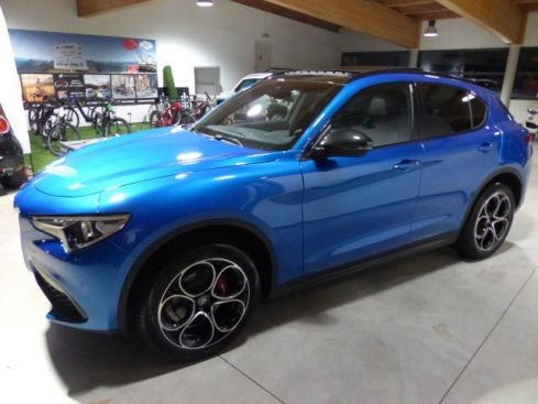 ALFA ROMEO Stelvio 2.0 Turbo 200 CV AT8 Q4 B-Tech