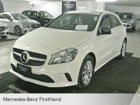 MERCEDES-BENZ A 180 d Business auto