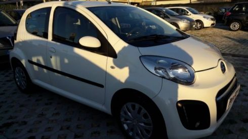 CITROEN C1 C1 1.0 5 porte Attraction